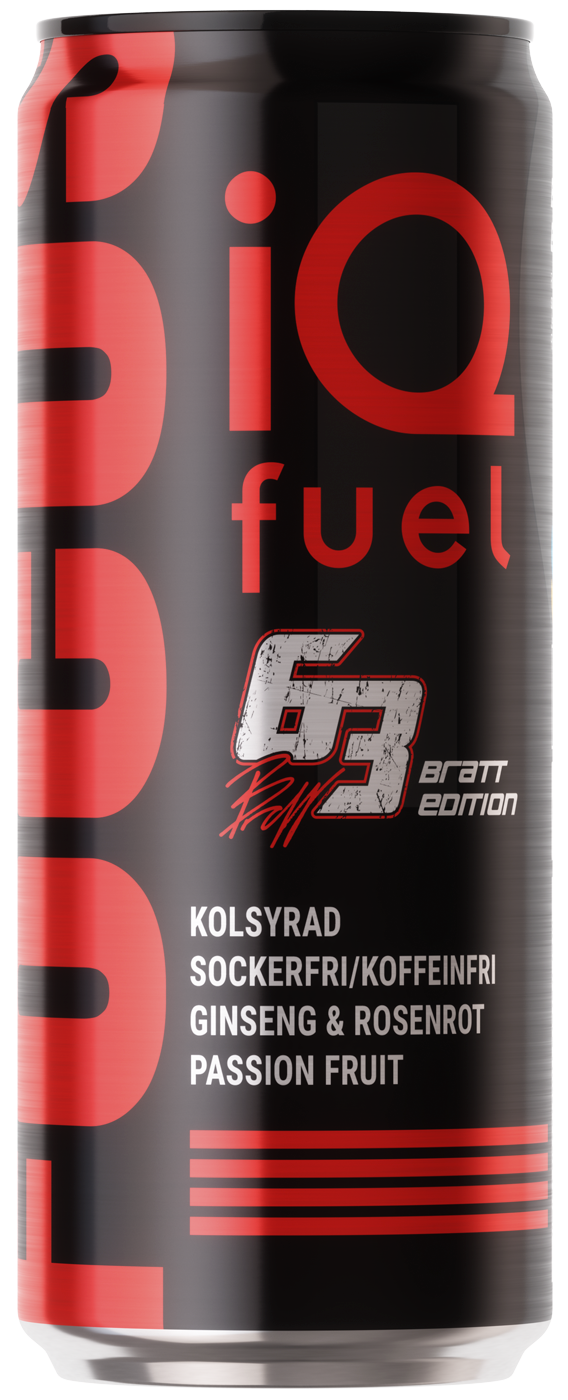 iQ-fuel Focus - Bratt edition