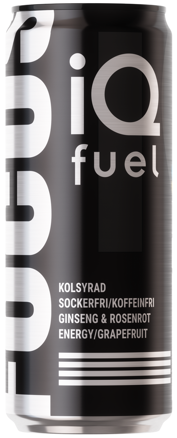 iQ-Fuel Focus - Energy / Grapefruit